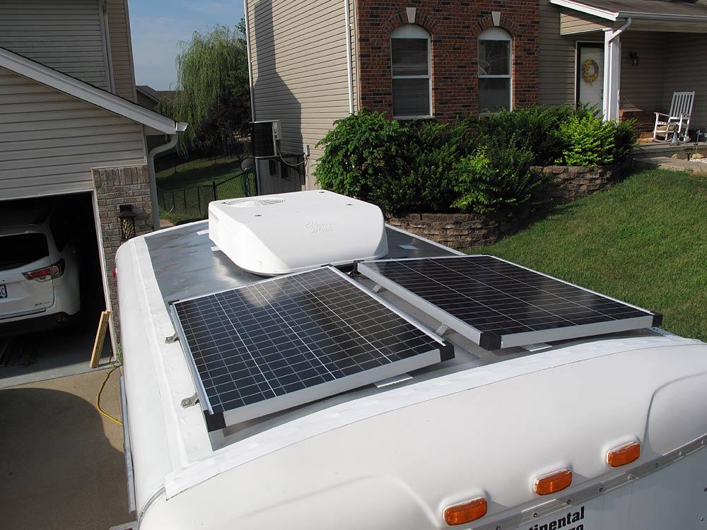 Z Clip Solar Panel Mounting
